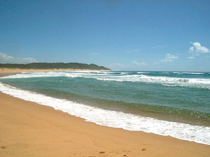 Relaxen bij Cape Vidal