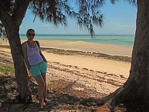 Reisspecialist Daphne in Mozambique