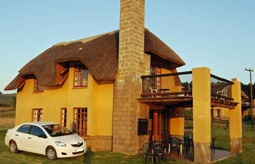 Guesthouse bij de Drakensberg