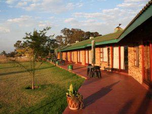 Zuid-Afrika Pretoria een ontspannen beginnetje