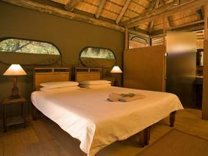Safaritent tijdens je Zuid-Afrika rondreis