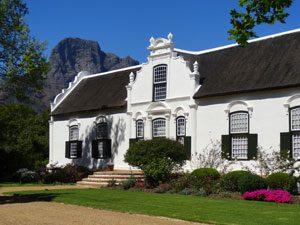 Wijnhuizen Stellenbosch Zuid-Afrika