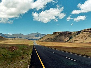 Golden Gate - Rondreis Lesotho