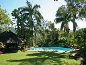 Zwembad tijdens je Zuid-Afrika reis