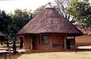 lodge kruger zuid-afrika