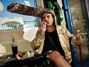 Zuid-Afrikaanse artiest - Jack Parow