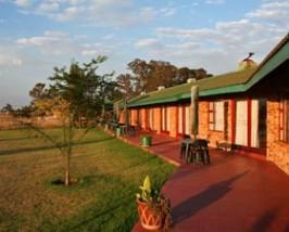 Je lodge in Johannesburg - Zuid-Afrika