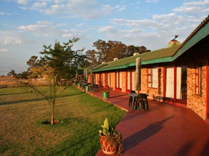 Zuid-Afrika fly-drive - Je lodge in Johannesburg