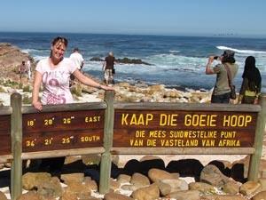 Kaapstad - Kaap de Goede Hoop