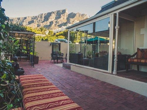 Kaapstad Zuid-Afrika: comfort