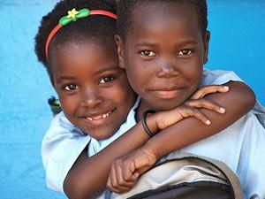 Zuid-Afrika rondreis kindjes