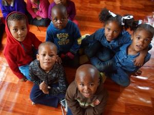 Knysna township kinderen