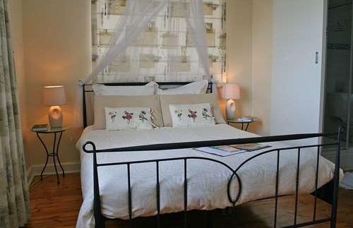 Kamer guesthouse Knysna - rondreis Zuid-Afrika