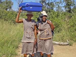 voorbereiding Zuid-Afrika vakantie