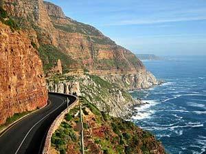 rondreis Zuid Afrika - kustweg