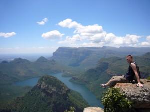 Zuid-Afrika reis: uitzicht