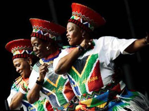 Mbaqana muziek