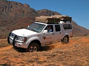 Mozambique rondreis - 4x4