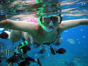 Snorkelen tijdens je Mozambique reis