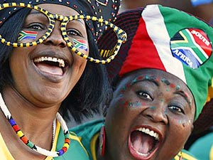 Welkom in Zuid-Afrika