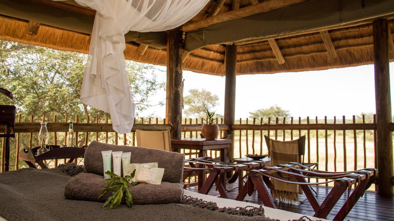 Acco in privé reservaat - Zuid-Afrika