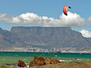 Tafelberg Kaapstad - rondreis Zuid-Afrika
