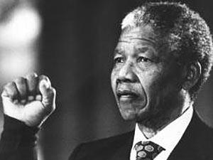 Nelson Mandela, een legende