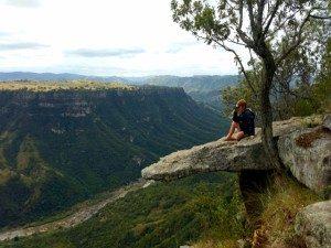 Oribi Gorge Leopard Rock