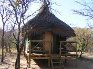 Je huisje in Entabeni - Zuid-Afrika