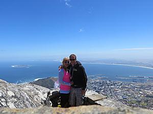 Beste reistijd Zuid-Afrika - Tafelberg