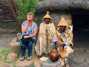 Lesotho - Zuid-Afrika reizen