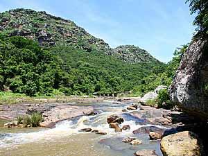 Reis Zuid-Afrika - Oribi Gorge
