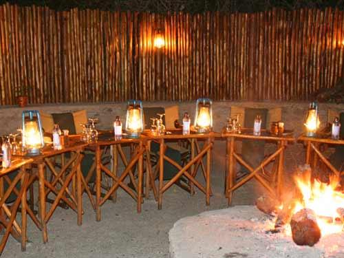 Safari lodge - Kaapstreek Zuid-Afrika