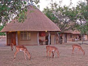 Zuid-Afrika overnachten