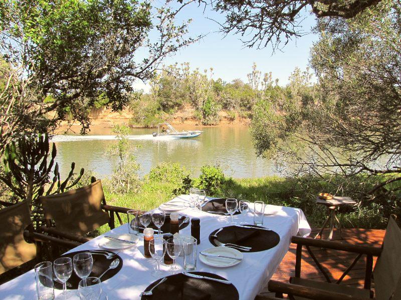 Safari Oostkaap lunch