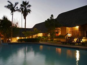 Zwembad St. Lucia bijsonder plekkie