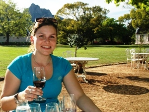 Stellenbosch Zuid-Afrika - Wijn