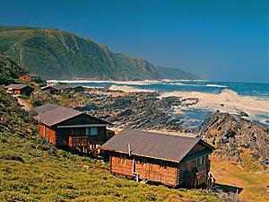 Zuid-Afrika reis: slaapplek