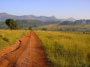 4wd route door Swaziland