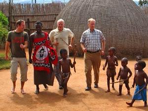 Swaziland: ontmoet de locals