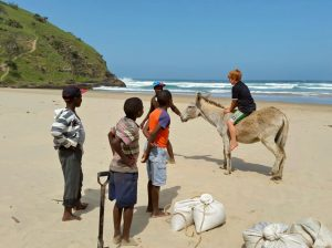Transkei strand Xhosa