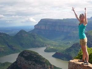 Uitzicht Blyde Rivier - Fly-drive Zuid-Afrika