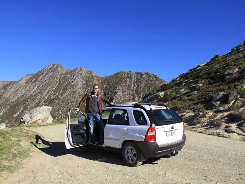 selfdrive Zuid Afrika vakantie