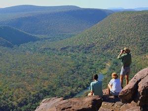 Prachtig uitzicht - reis Zuid-Afrika