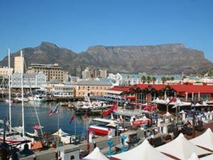 Waterfront Kaapstad - Zuid-Afrika individueel