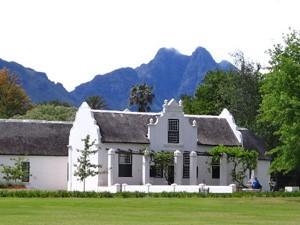 Wijnhuizen in Kaapstreek: bijzondere overnachting