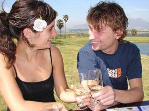 Wijnstreek - Zuid-Afrika
