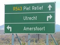 Stukje Nederland in Zuid Afrika