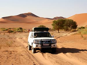 4x4 autohuur Zuid-Afrika