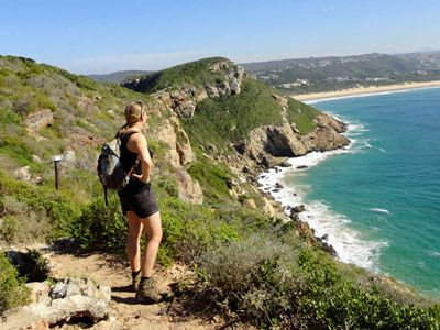 Zuid Afrika rondreis - Hiken kust